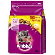 Junior con Pollo 1.9 kg di Whiskas