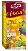 Prestige Fruit Biscuits 6 pieces 70 g from Versele Laga