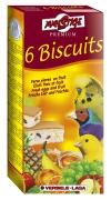 Prestige Fruit biscuits 6 stuks 70 g