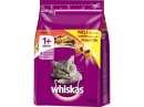 Piensos para gatos   Whiskas: Alimento Seco 1+ con Carne de Vacuno 950g ¡La mejor calidad a precios extremadamente bajos!