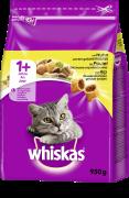 Whiskas Torrfoder 1+ Kyckling 950 g