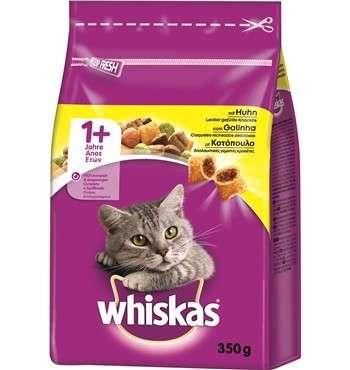 Whiskas 1+ Kylling 350 g