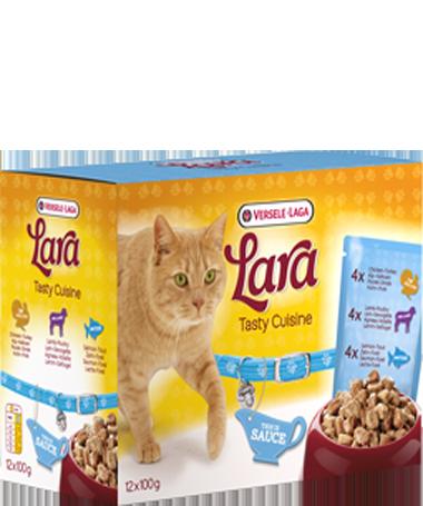 Versele Laga Lara Pouch Tasty Cuisine-Kastike 12x100 g osta edullisesti