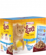 Lara Pouch Tasty Cuisine- Sauce from Versele Laga 12x100 g