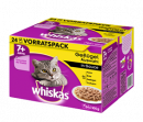 Whiskas Pouches 24 Multipack 7+ Poultry variation in gravy - EAN: 4008429083846