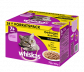 Whiskas Pouches 24 Multipack 7+ Poultry variation in gravy 24x100 g