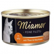 Feine Filets Tin Light Tuna & Quail's egg
