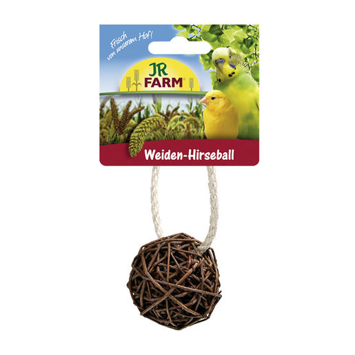 Birds Weiden - Hirseball von JR Farm 25 g online günstig kaufen
