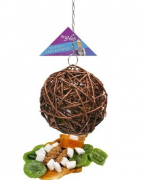 JR Farm Wicker Fruit Ball 1 piece