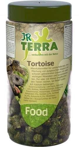 Terra Food Tortoise 250 g  da JR Farm Compre a bom preço com desconto