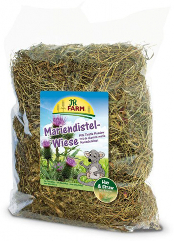 JR Farm Milk Thistle Meadow for Chinchillas 500 g 4024344066535