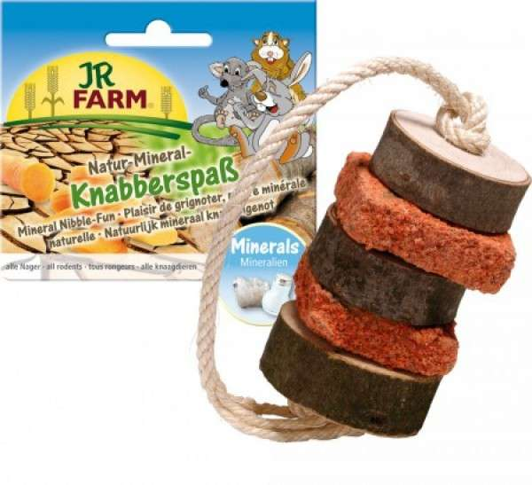 JR Farm Mineral Nibble-Fun 250 g
