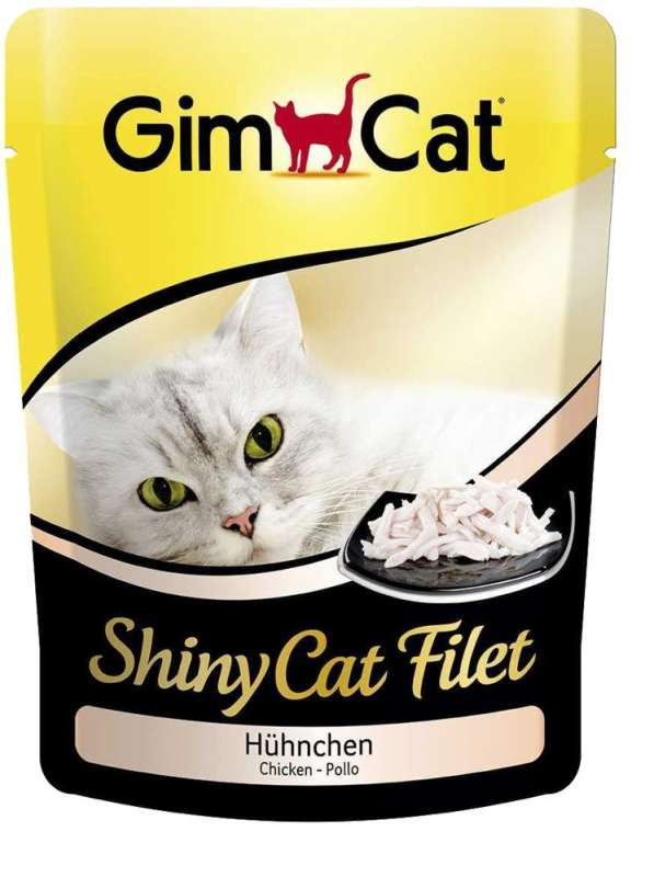 GimCat ShinyCat Filet Kip 70 g