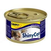 ShinyCat Lachs mit Kürbis 70 g