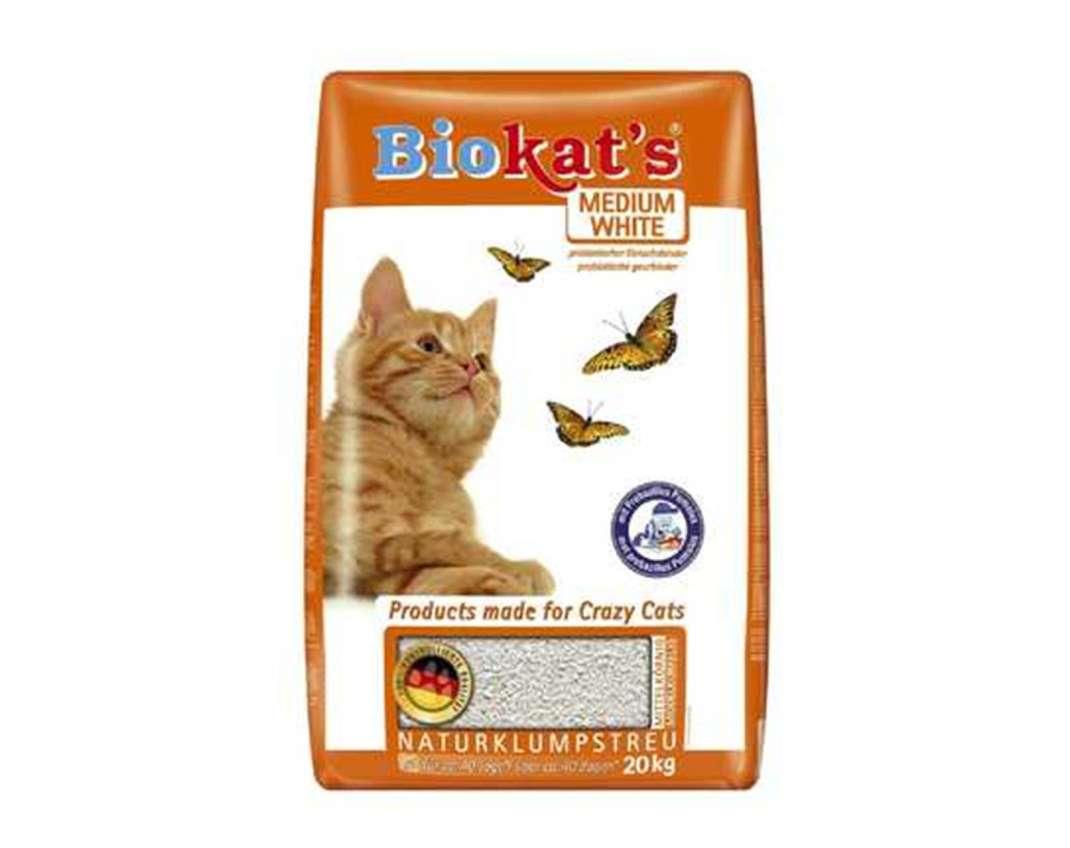 Biokat's Medium White  20 kg