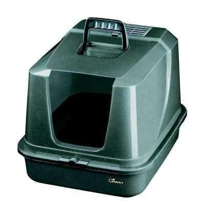 GimPet Katsy de Luxe Verde oscuro