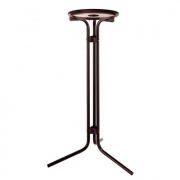 Brass stand for bird cages F 54 85.5 cm