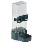 vandautomat til papegøjer sølv
