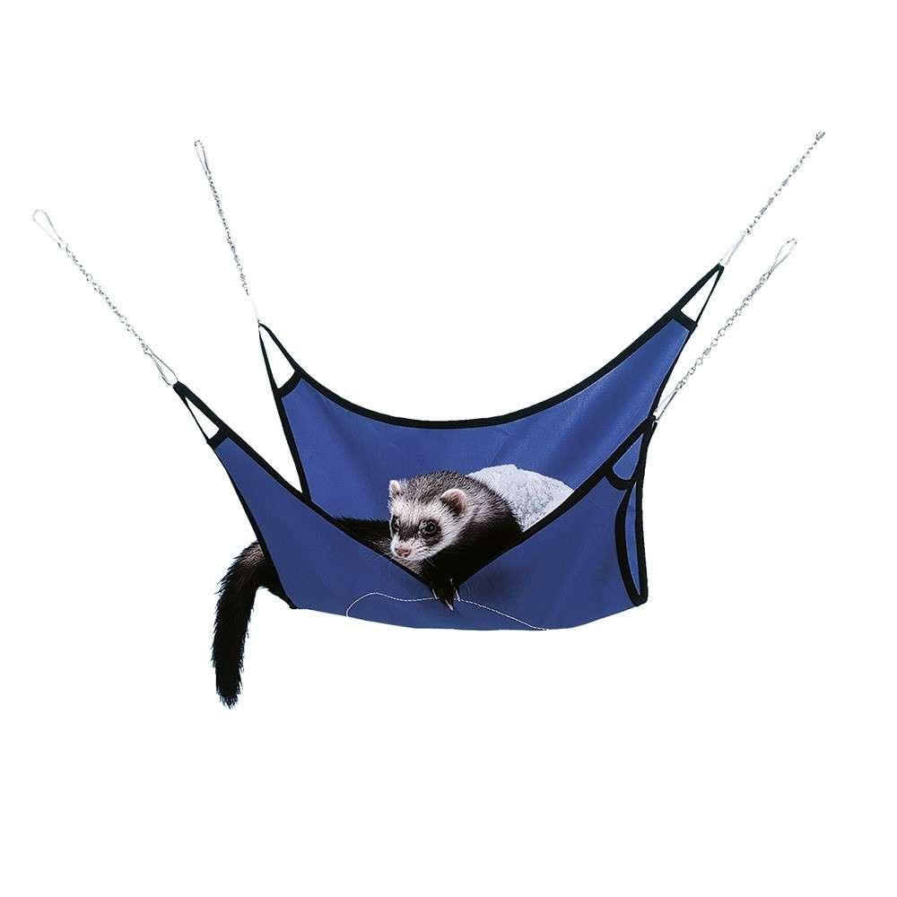 Ferplast Hangmat voor fretten en ratten 30x30 cm  met korting aantrekkelijk en goedkoop kopen
