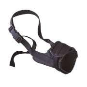 Muzzle Safe, Black S