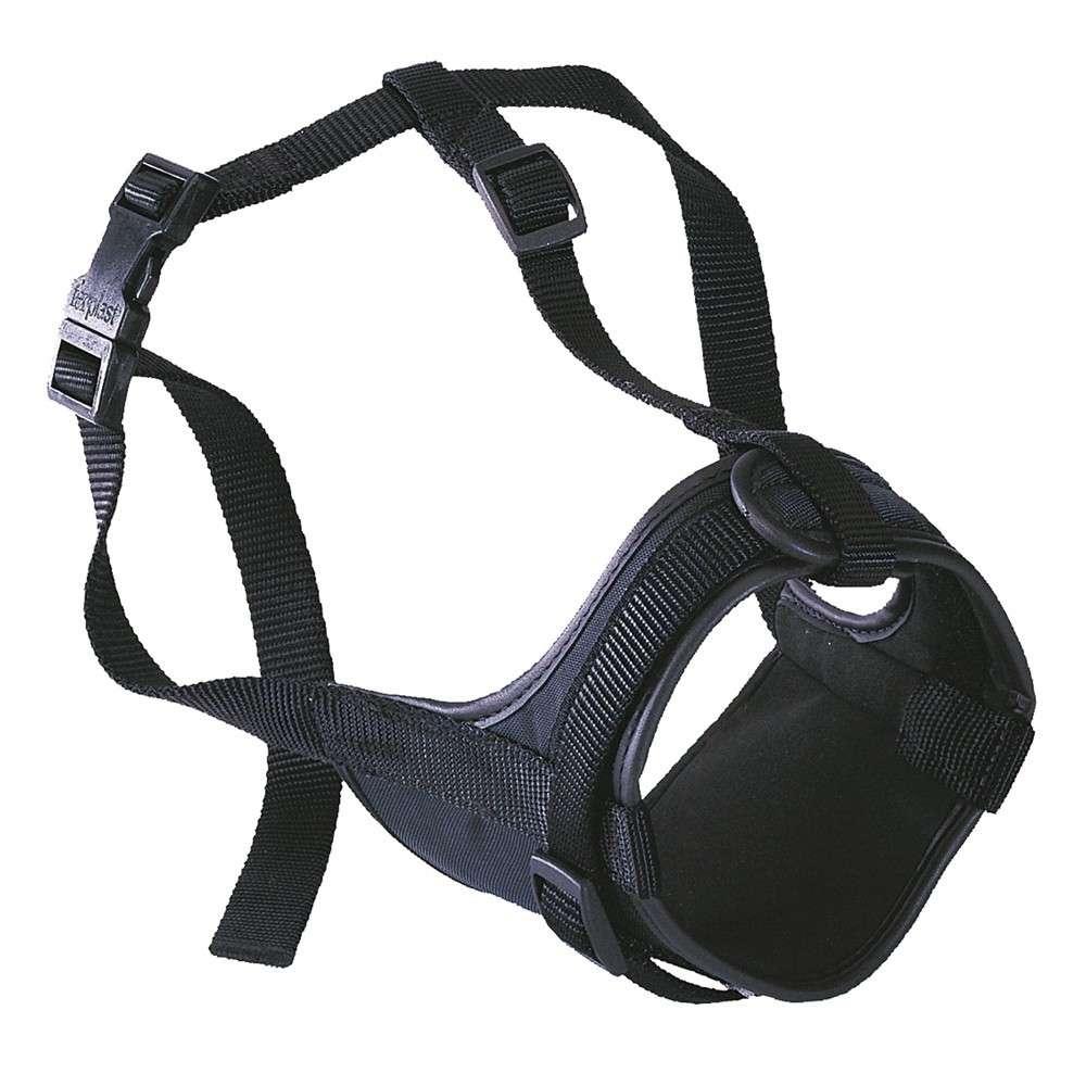Ferplast Muilkorf Safe Boxer Zwart 25-34 cm met korting aantrekkelijk en goedkoop kopen