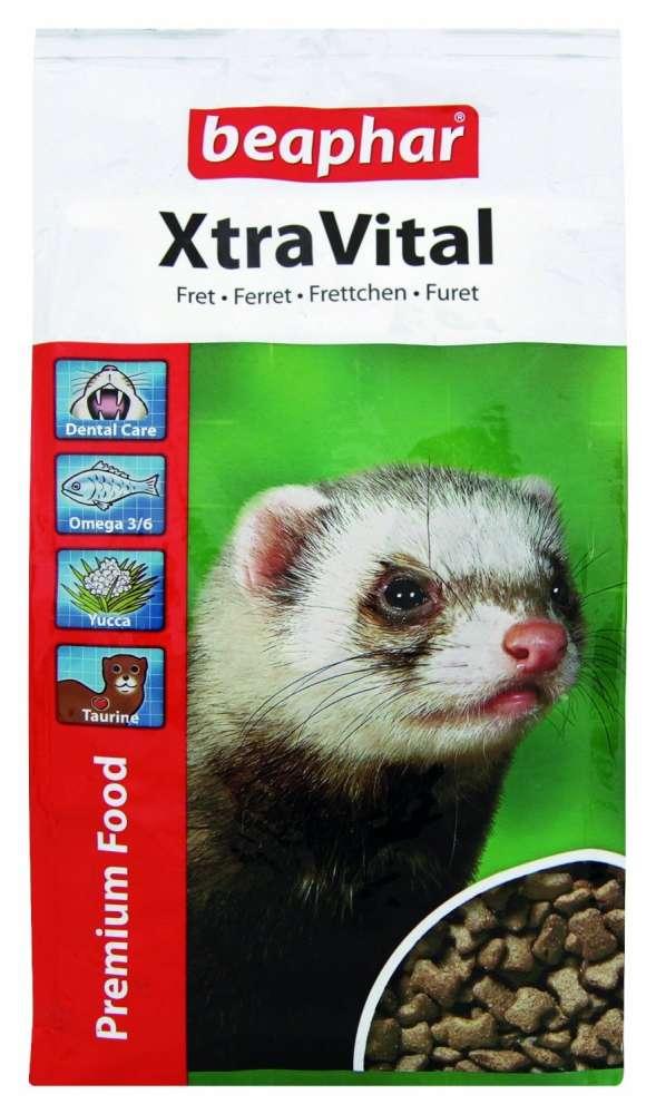 Beaphar XTR Ferret Food 800 g  met korting aantrekkelijk en goedkoop kopen