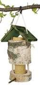 Garden Aves Silvestres, Pote de Torre Incl. Dispensador