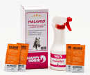 Happy Horse Halamid with Spray bottle for Horse care products   top brand names high quality!