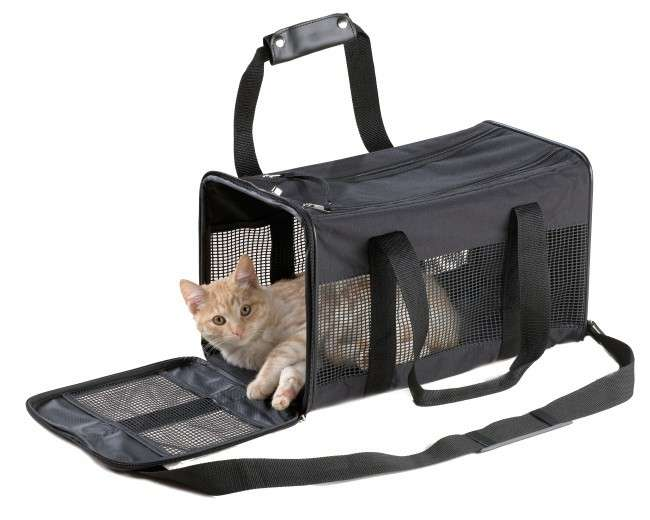Bon Voyage S - Cat Carrier 48x27x25 cm  från Europet-Bernina köp billiga på nätet