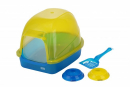 EBI Cat Toilet Eco Trend Set - S 38x48/34 cm