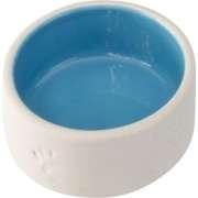 Europet-Bernina Keramik Napf mit Pfoten, groß 250 ml