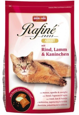 Animonda Rafiné Cross Adult Beef, Lamb & Rabbit 15 kg