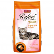Rafiné Cross Kitten Chicken, Duck and Turkey 400 g