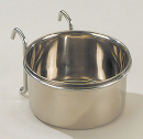 Cat Stainless Bowl with Rubber Ring 250 ml