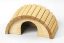 Europet-Bernina Holz - Nagerhaus  22cmx11.5cmx11cm Art.-Nr.: 16457