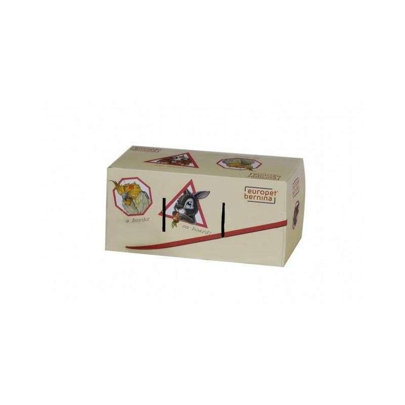 Europet-Bernina Paper Transport Box M   met korting aantrekkelijk en goedkoop kopen