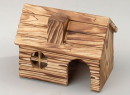 "Europet-Bernina Holz-Hamsterhaus ""Chimney"""