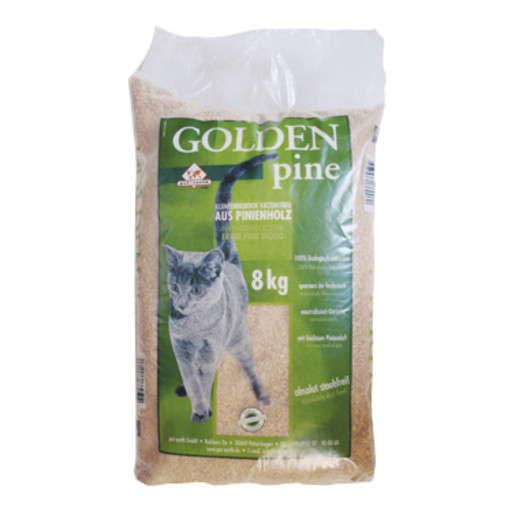 Golden Pine Katzenstreu 8 kg  von Golden Grey