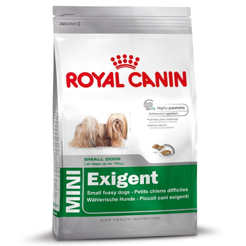 Royal Canin Size Health Nutrition Mini Exigent 800 g, 2 kg