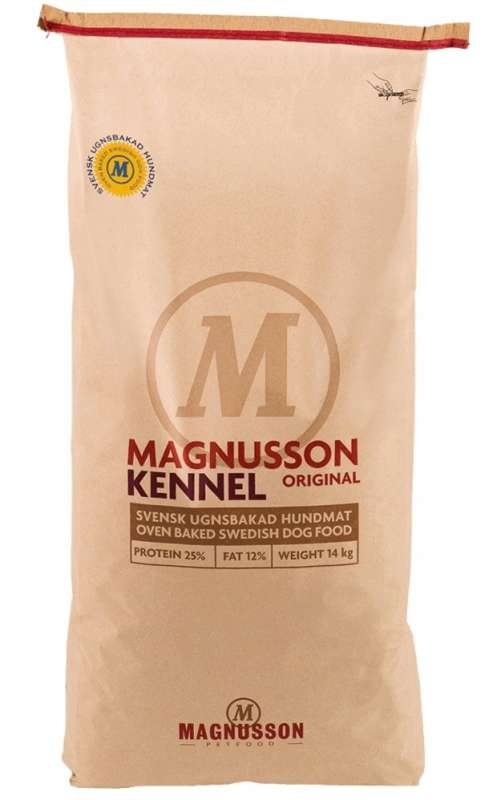 Magnusson Original Kennel 4.5 kg, 14 kg kjøp billig med rabatt