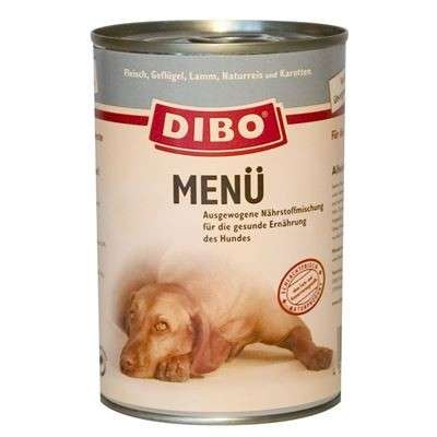 Dibo Menu Senior and Overweight dogs 400 g köp billiga på nätet
