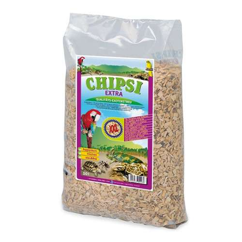 Chipsi Extra XXL (Exotenstreu) 3.2 kg 4002973000236 Erfahrungsberichte
