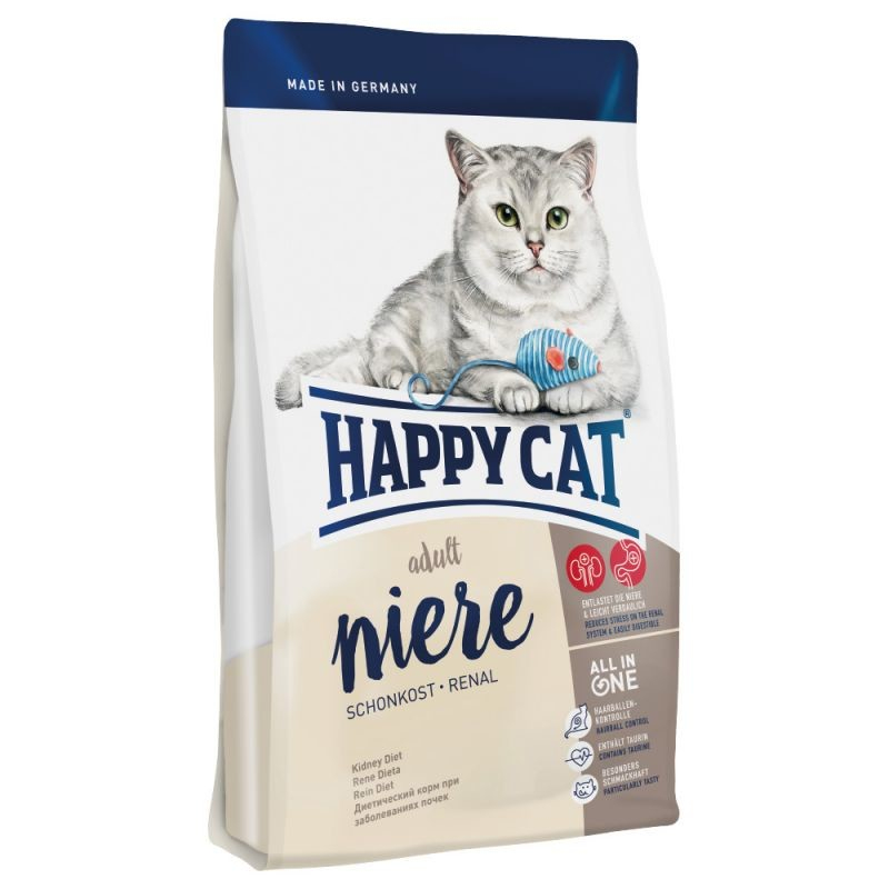 Happy Cat Supreme Niere Schonkost Renal 1.4 kg, 1.80 kg, 300 g