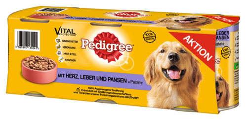 Pedigree Multipack Adult 3x800 g köp billiga på nätet