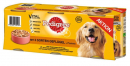 Pedigree Multipack Adult med 3 sorters fågel 3x800 g