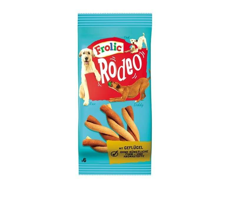 Frolic Rodeo with Poultry 105 g