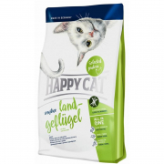 Happy Cat Sensitive Ave de Corral Orgánico con Arroz y Patatas 300 g
