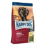 Happy Dog Supreme Sensible Africa kanssa Strutsi ja Peruna 12.5 kg