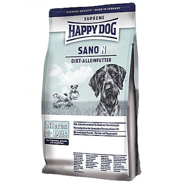 Happy Dog Sano N 7.5 kg, 1 kg