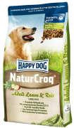 Happy Dog NaturCroq Adult Lam & Ris 4 kg